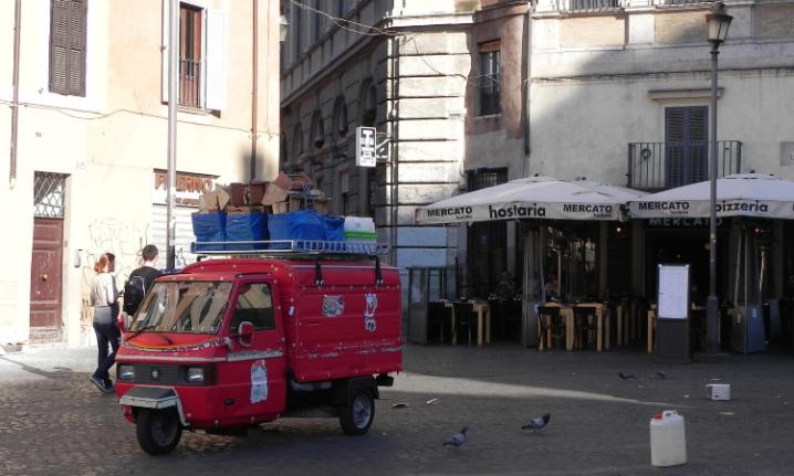 ZAČÁTKY V ITÁLII, ANEB KDE ŽE JE TA DOLCEVITA?